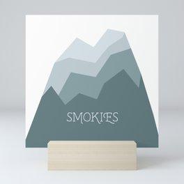 US Mountains - Smokies Mini Art Print