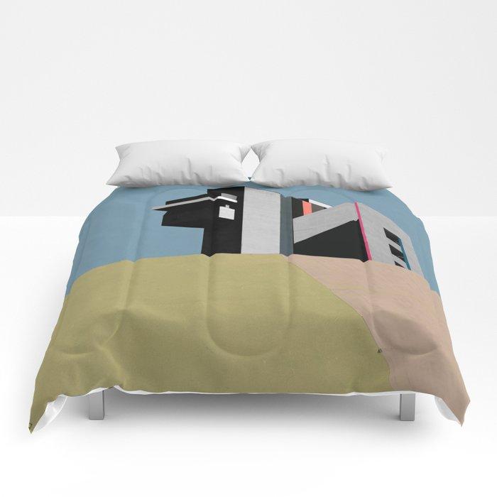 The Big House Comforters