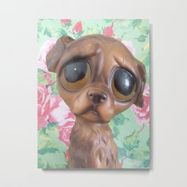 pity puppy Metal Print