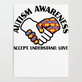 Autism Awareness For Schools Autism Superhero Poster