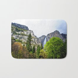 Yosemite Glory Bath Mat