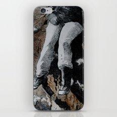 The Ledge  iPhone & iPod Skin