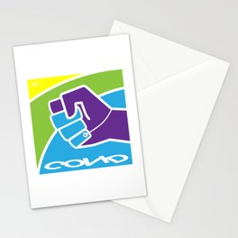Fight the Spread Stationery Cards