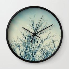 Unexpected Company Wall Clock