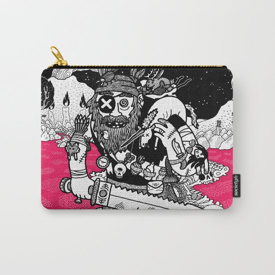 The Taxidermist Carry-All Pouch