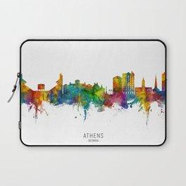 Athens Georgia Skyline Laptop Sleeve