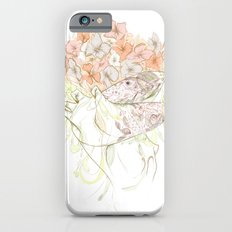 There's a Feeling In My Chest That Wants to Glide Like Leaves, and Set Like Fires 1/2 iPhone 6s Slim Case