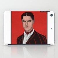 ahs iPad Cases featuring DANDY MOTT. by zinakorotkova