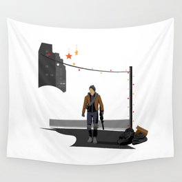 The Division Agent Wall Tapestry