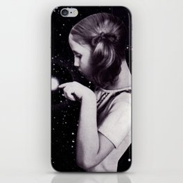 stars are delicate iPhone Skin