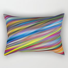 Abstract colour 8 Rectangular Pillow