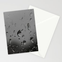 Raindrops, Kingston Ferry, WA Stationery Cards