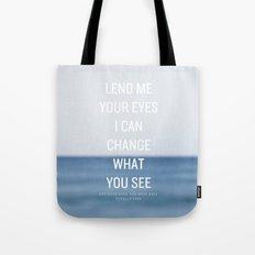 Awake My Soul Tote Bag