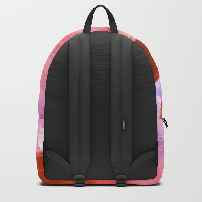 abstract painting V Backpack