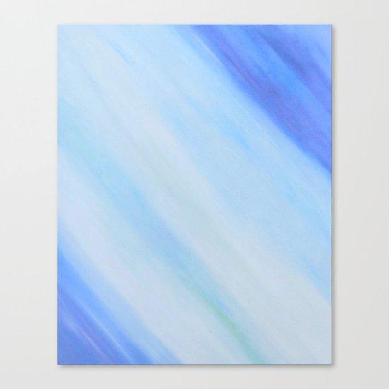 fog daze Canvas Print