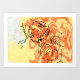 Ovista Art Print