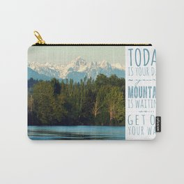 Get On Your Way! Carry-All Pouch