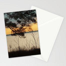 Lake Maury, Newport News, VA Stationery Cards