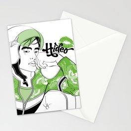Cartoon Boyfriend© : Hideo Stationery Cards