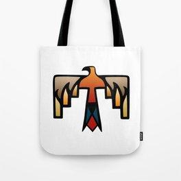 Thunderbird - Native American Indian Symbol Tote Bag