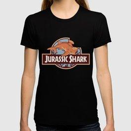 Jurassic Shark - Stethacanthus Shark T-shirt