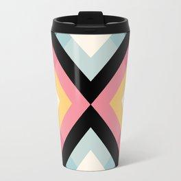 Retro Pattern 01 Travel Mug