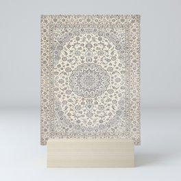 Bohemian Farmhouse Traditional Moroccan Art Style Texture Mini Art Print