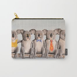 The Five Koalas Carry-All Pouch