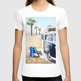 HOLIDAY AT THE BEACH T-shirt