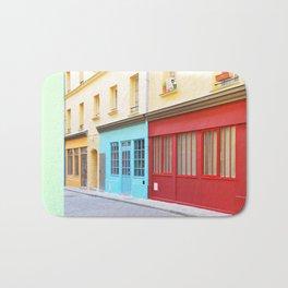 17. Colored Alsace Lorraine, Paris Bath Mat