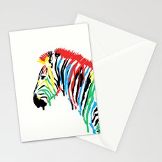 Fresh Paint Stationery Cards