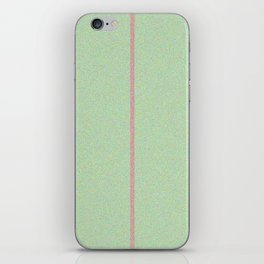 Re-Created Interference ONE No. 2 by Robert S. Lee iPhone Skin