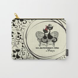 Paris  - The Aristocats Carry-All Pouch