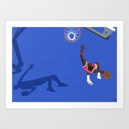 Jordan Art Print