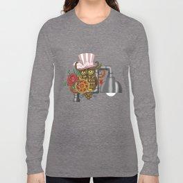 Mrs. Steam Long Sleeve T-shirt
