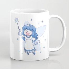 Tooth fairy wisdom (blue) Coffee Mug