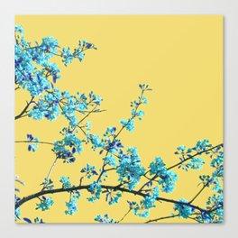 Sweet Blossom Canvas Print