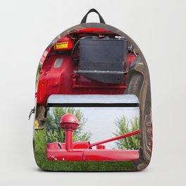 Vintage Tractor Backpack