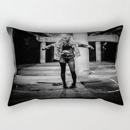 PARKING LOT PUNK Rectangular Pillow