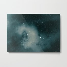 Deep Space Explorer No6 Metal Print