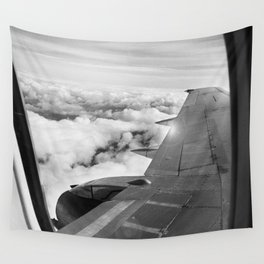 Plane Wall Tapestry
