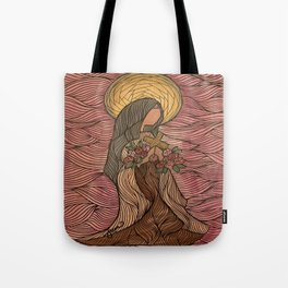 Saint Therese Tote Bag