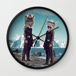 My Dear Buccaneer Wall Clock