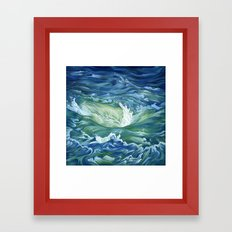 Water #1 Framed Art Print