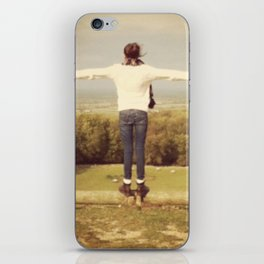 Moment Of Truth iPhone Skin
