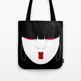 Modern Geisha #2 Tote Bag