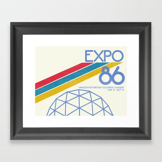 Retro Expo '86 by jennytiffany