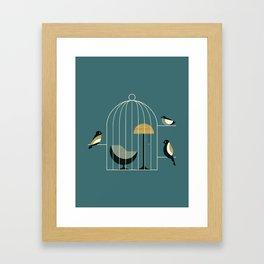 Thursday Afternoon  Framed Art Print