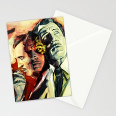 The Many Faces of Vincent Price Stationery Cards