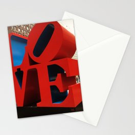 Love Sculpture - NYC Stationery Cards